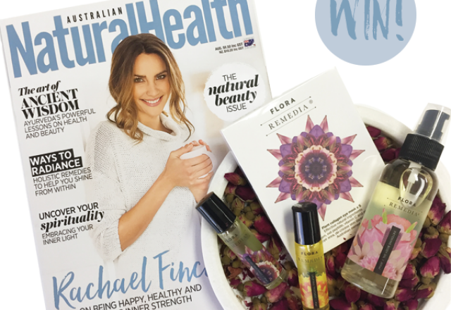 Win with Australian Natural Health & Flora Remedia