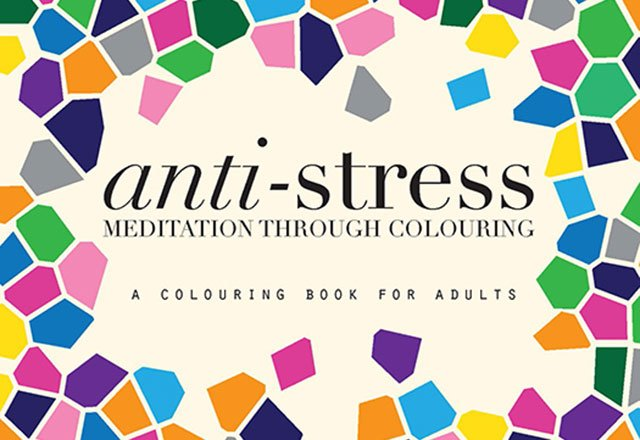 Colourful calm: colouring as the new form of meditation