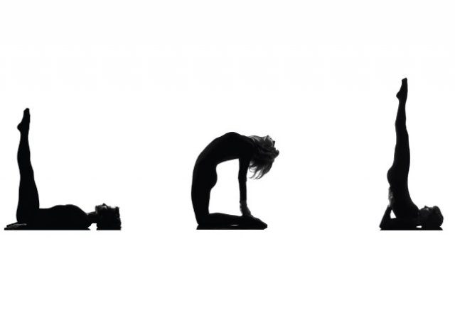 3 yoga poses for posture and vitality