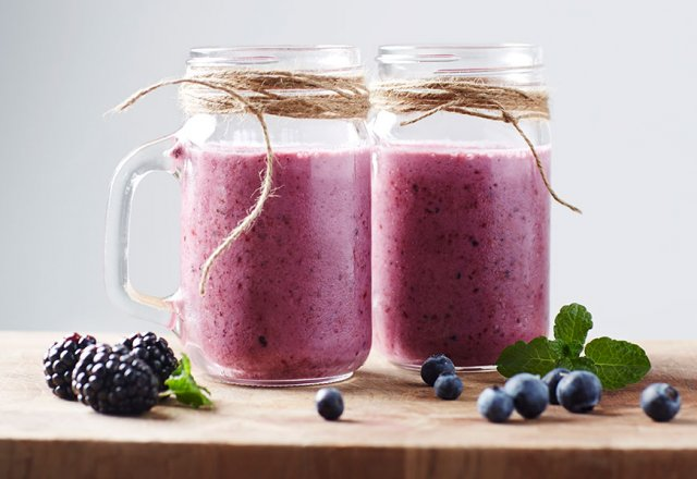 Saimaa Miller's berry glow smoothie recipe