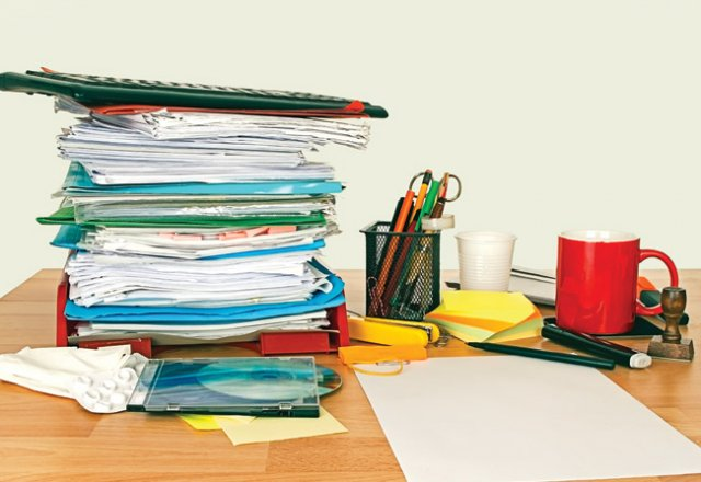Declutter your diary