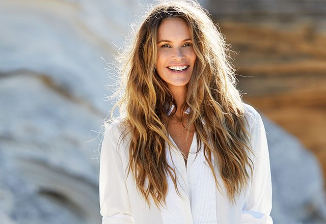 Finding balance with Elle Macpherson