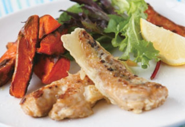 Healthy fish and chips easy recipes australian natural health healthy fish and chips easy recipes australian natural health magazine forumfinder Images
