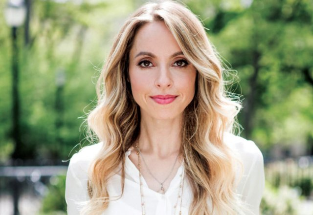 Gabrielle Bernstein: I'm honoured that Oprah endorses my work