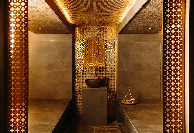 Hepburn Bathhouse & Spa's very own Moroccan-inspired Hammam experience