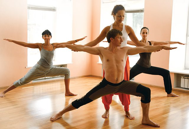 How to teach yoga
