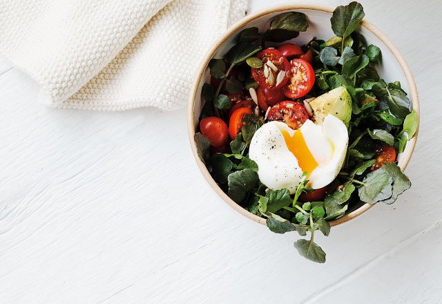 Dr Libby Weaver's wholesome breakfast bowl