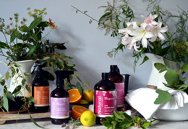 How to spring clean your home naturally