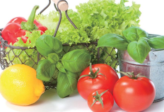 Vegetable diet for quick weight loss