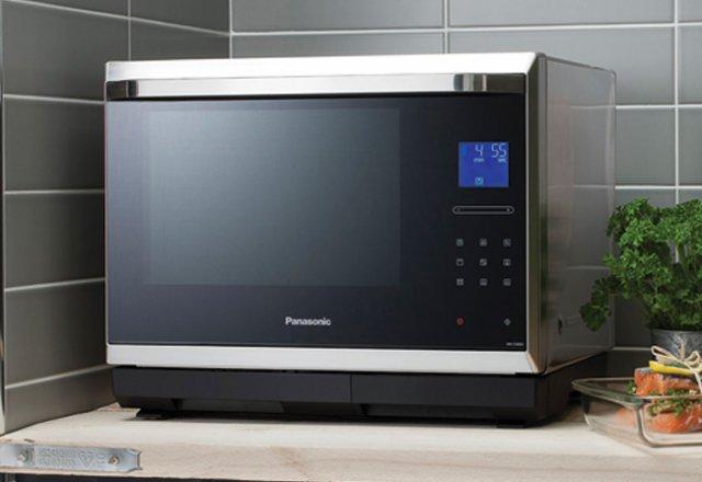 Win a microwave