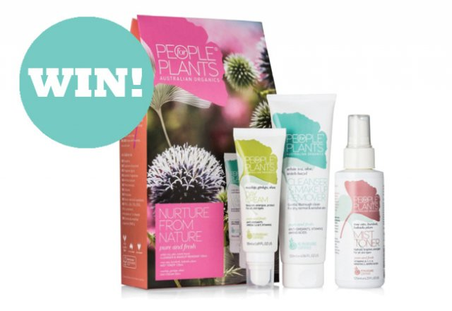 Win a People For Plants gift set, worth over $400!