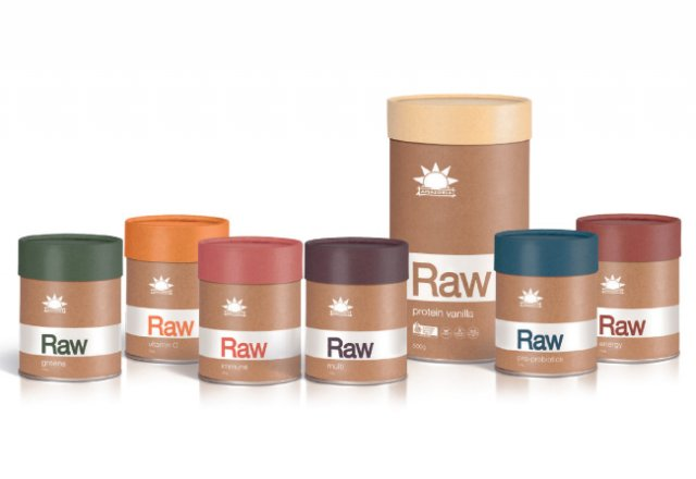 WIN a Raw hamper pack, worth over $270