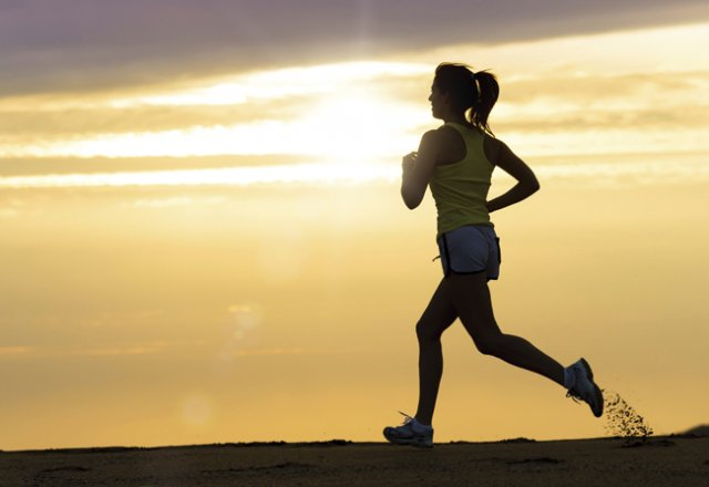 Running 'greatly reduces risk of heart disease'