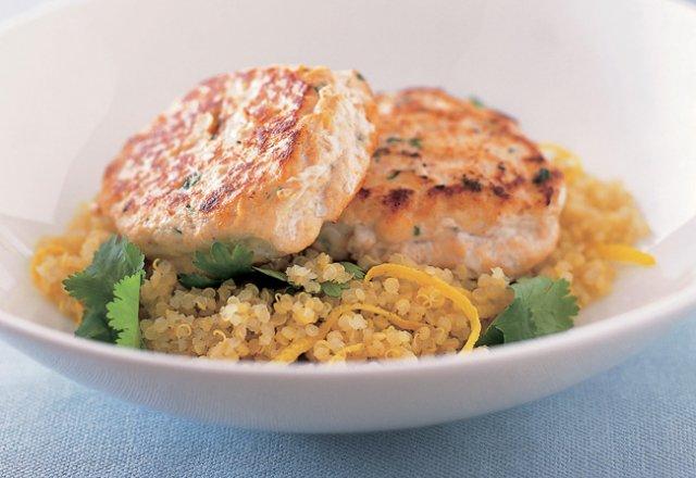 Thai Fish Cakes With Food Processor Australian Salmon