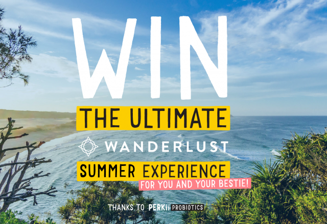 Win the ultimate Wanderlust summer experience