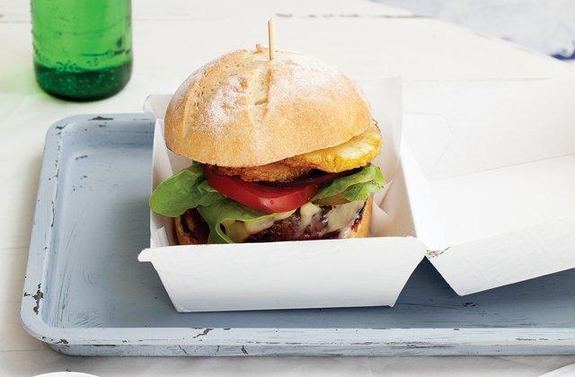 The ultimate Aussie vegie burger | Australian Natural ...