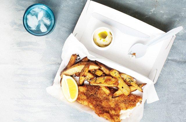 Fried Whitefish With Aioli Recipes — Dishmaps