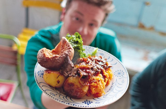 Jamie Oliver S Perfect Roast Beef Brisket Nourish Magazine Australia
