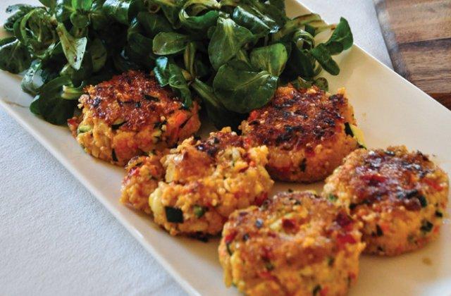 Millet And Vegetable Patties Gluten Free Nourish