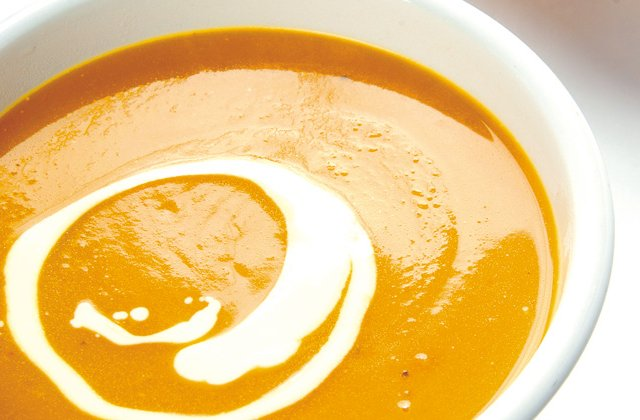 Butternut pumpkin soup | Healthy vegetarian soups | Nourish magazine ...