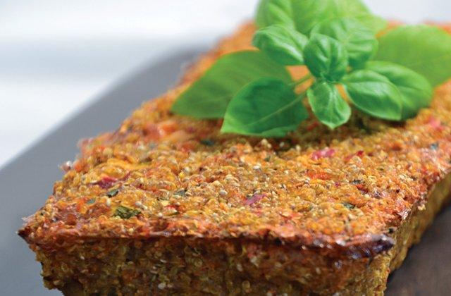 Quinoa Cake Recipe Vegan